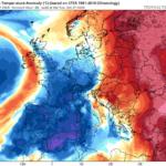 Πτώση της θερμοκρασίας σήμερα και αύριο – Παραμένει ιδιαίτερα θερμός για την εποχή ο καιρός