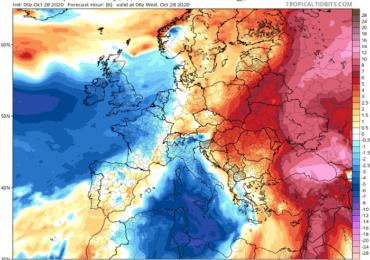 Συνεχίζει ο ιδιαίτερα θερμός καιρός για την εποχή - Πιθανή μεταβολή την ερχόμενη εβδομάδα